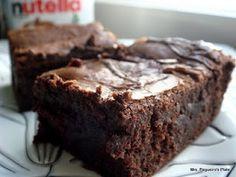 Nutella on Pinterest   Nutella recipes, Nutella fudge and Nutella