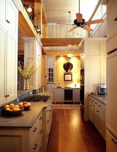 Caribbean Inspired Coastal Cottage - traditional - Kitchen - Other Metro - Historical Concepts