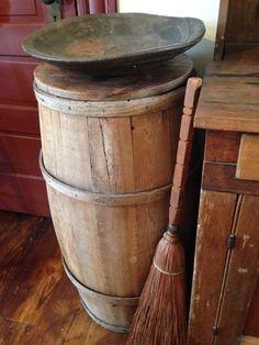 Antique Barrell