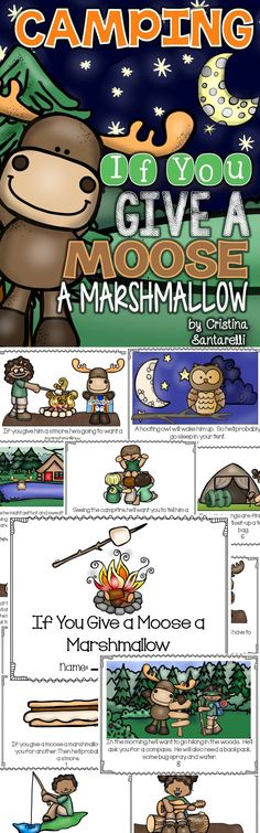 Camping Literacy Math and Science Activities Camping Literacy Activities! Camping Literacy Math and Preschool Classroom, Classroom Themes, In Kindergarten, Preschool Themes, Camping Bedarf, Camping Crafts, Family Camping, Camping Ideas, Camping Packing