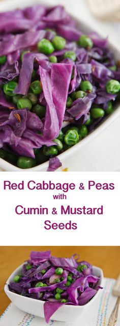 You'll never think of cabbage the same way again after you've had it Indian spiced with cumin and mustard seeds.
