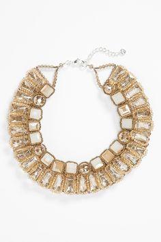 Nakamol Design | Beaded Crystal Collar | Nordstrom Rack