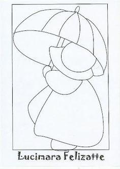 Arte com Encanto by Vastí Fernandes: MOLDES PARA PATCHWORK EMBUTIDO