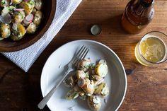 Not My Mother's Potato Salad