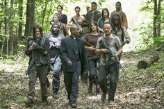 Is 'The Walking Dead' too diverse? | New York Post
