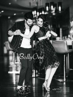 Varun Dhawan and Shraddha Hot & Steamy Scans From Filmfare Magazine June 2015