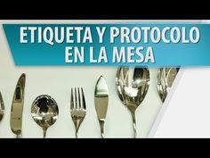 1000 images about protocolo en la mesa on pinterest - Protocolo cubiertos mesa ...