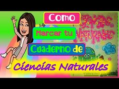 Como marcar tu cuaderno 2019 : CIENCIAS NATURALES - YouTube Natural, Youtube, Science Notebooks, Nature, Youtubers, Youtube Movies, Au Natural