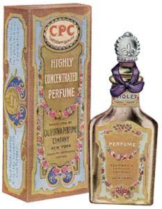 california perfume company violet perfume