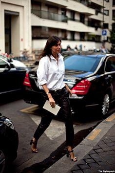 Emmanuelle Alt Paris Haute Couture