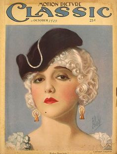 Bebe Daniels  Motion Picture Magazine - October 1924