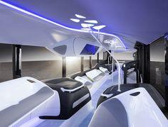 Teilautonom: Future Bus von Daimler
