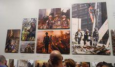 """Ils n'étaient que des ombres, ces secouristes anonymes qui ont tout donné à """"Ground Zero"""" après le 11-Septembre, y compris parfois leur santé. La photographe Andrea Booher leur a donné un visage, grâce à des clichés aujourd'hui présentés à New York dans le musée installé sur le site même du World Trade Center. """"Hope at Ground Zero"""", une exposition qui se poursuit jusqu'en mai 2017."""