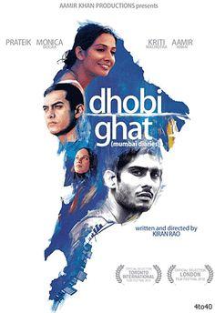 Dhobi Ghat (2010) Hindi Movie HD Download Free