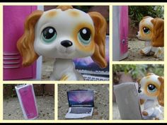 ✍ Tutorial on how to make LPS Laptops, iPhones,and Lockers ✍