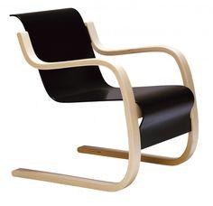 Artek - Products - Armchairs - ARMCHAIR 42