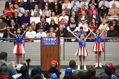 USA Freedom Girls Sue Trump Campaign for Stiffing Them