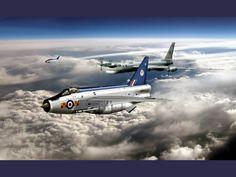 Lightning F2 No. 92 Sqn RAF