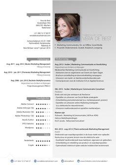 Curriculum vitae CV | T.his is me! | Pinterest | Curriculum