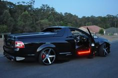 Discover recipes, home ideas, style inspiration and other ideas to try. Bagged Trucks, Lowered Trucks, Holden Maloo, Cool Trucks, Cool Cars, Aussie Muscle Cars, Chevy Ss, Custom Trucks, Custom Cars