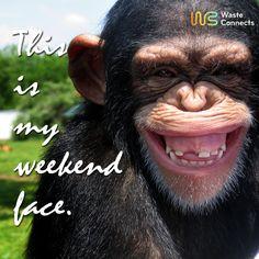 Definitely! #tgif #behappy #enjoyment #rest #wasteconnects #wastemanagement