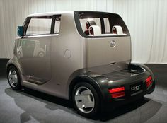 toyota future cars designs | ... designers surely think outside the box when they designed this car