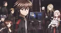 Guilty Crown - my favorite anime ever
