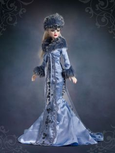 PAST LIFE -   TONNER WILDE IMAGINATION EVANGELINE GHASTLY  NRFB  RETIRED DOLL