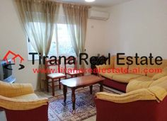 Tirana, for Rent 2 Bedroom Apartment at Haxhi Dalliu Street. Apartment with surface 75sqm is paved in tiles, located on the 2-nd floor of a building, no elevator. The apartment has 2 bedrooms, 1 living room, 1 bathroom and 1 balcony. The apartment is fully furnished, 2 AC. Orientation South-West. Price 300 Euro/month.