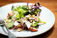 Recipe: Charred Apple Salad