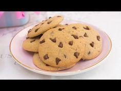 Cookies con chips de chocolate - Receta - María Lunarillos | tienda & blog - YouTube
