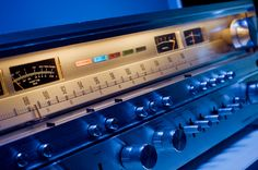 Pioneer SX-1080. An audio classic.