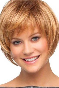 Faces Shape Hairstyles Short Layered Bob Hairstyles With Side Bangs For Long Faces With Straight Light