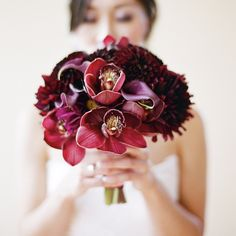 Inspired Florals: Winter Bouquets - Project Wedding Blog