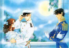 Waltz wa Shiroi Dress de by Chiho Saito