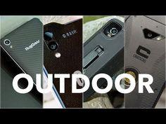 MWC 2018: Vier neue Outdoor-Smartphones im Vergleich [mit Video]