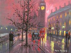 London lights - Pete Rumney