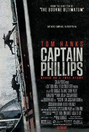 Captain Phillips (2013) Poster