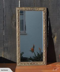 Vintage Art Noveau Mirror | Trade Me