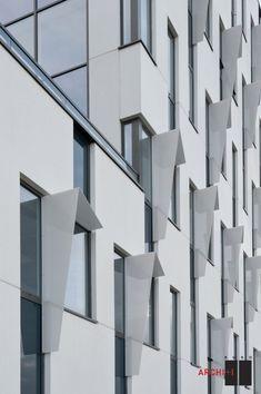 Indimmo Roeselare Office / BURO II Archi+I