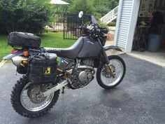 dr650 adventure - Google Search