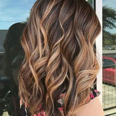 10 Hottest Balayage Hair Color Ideas for Brunettes