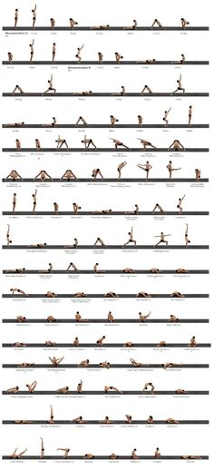 Learn all of the yoga poses. Practice them. Everywhere! #lornajane #myactiveyear #yogaeverywhere