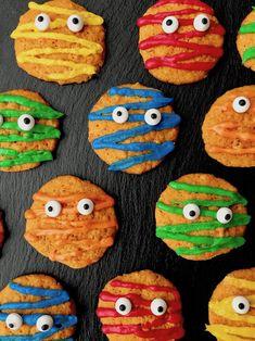 Cupcakes, Cake Cookies, Spice Cookies, Halloween Cookies, Fall Halloween, Pumpkin Spice, Spices, Goodies, Thanksgiving
