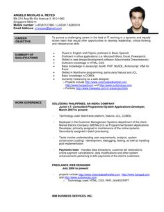 formal letter sample sample resume format best template character reference letter - References Template For Resume