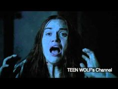 "Teen Wolf - 5x16 ""Lie Ability"" All of Lydia Martin's Banshee Screams - YouTube"