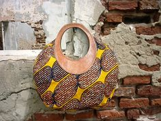 Bumak Bag by THEAFRICANSHOP on Etsy, £45.00