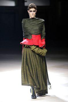 Yohji Yamamoto F/W 2008