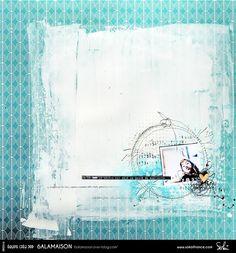 Equipe Créa Sokai // Joyeux Anniversaire // Scrapbooking - Loisirs Créatif