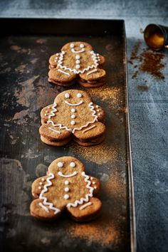 Gingerbread men - Recept | 24Kitchen